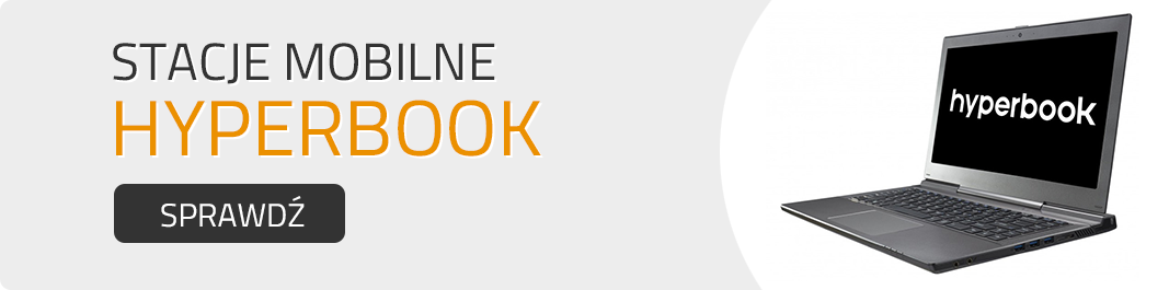 Stacje Robocze Mobilne Hyperbook